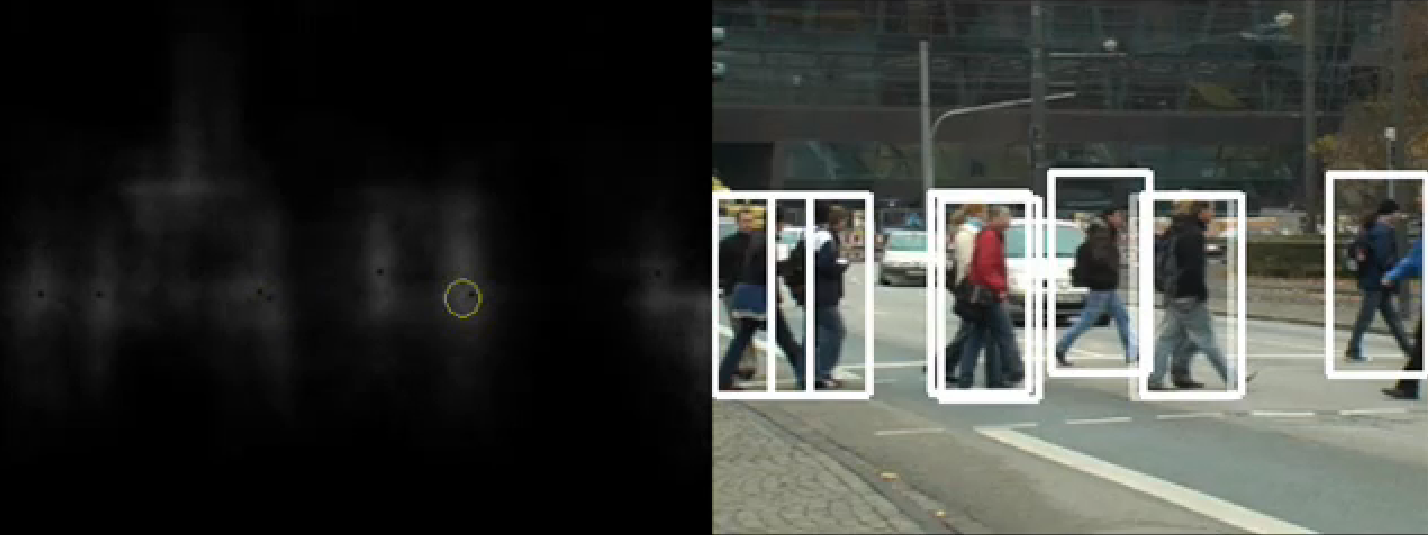 barinova pedestrian detection